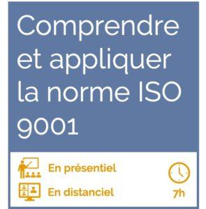 Formation comprendre et appliquer la norme ISO 9001