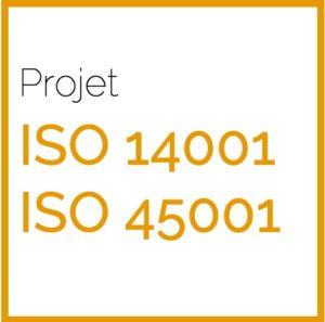 Accompagnement, Conseils, démarche de certification, optimisation sécurité santé et environnement ISO 14001 ISO 45001