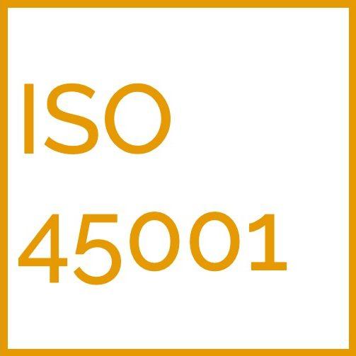 Conseils, démarche de certification, optimisation ISO 45001
